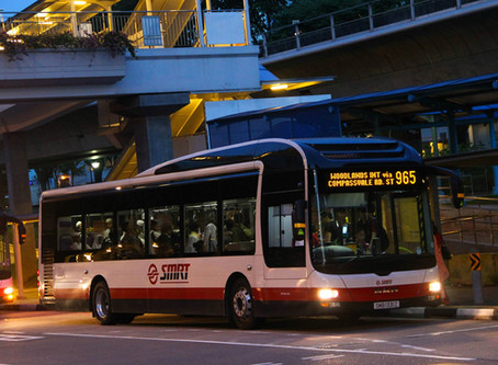 Want to be a bus captain? Think twice. Actually, think thrice.