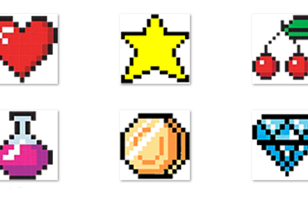Pixel Sub Badges
