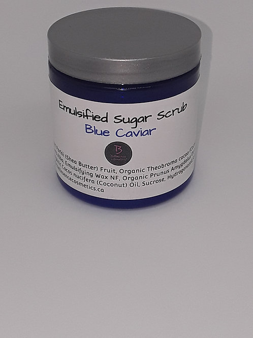 Douceur Exquise Sugar Scrub - Blue Caviar