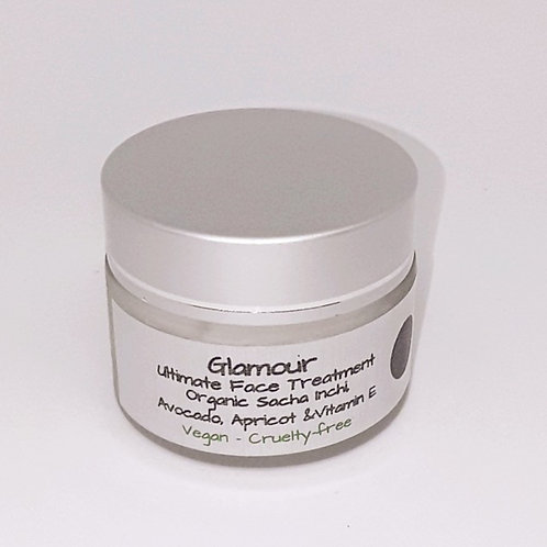 Glamour- Ultimate Face Treatment- Vegan
