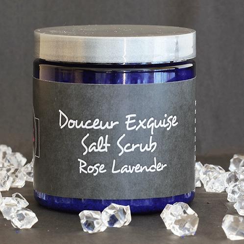 Douceur Exquise Salt Scrub - Rose/Lavender