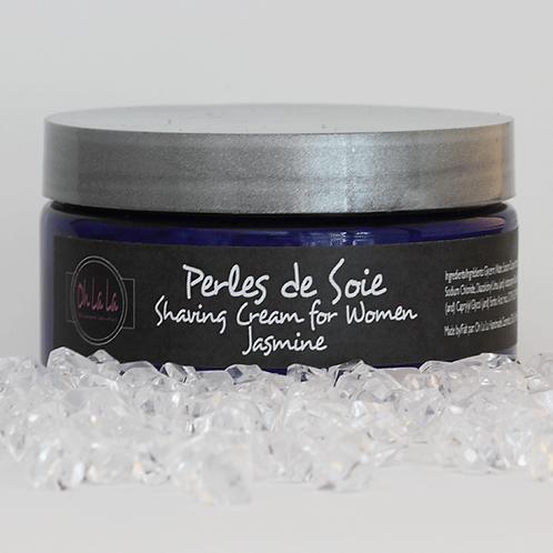 Perles de Soie Shaving Cream for women
