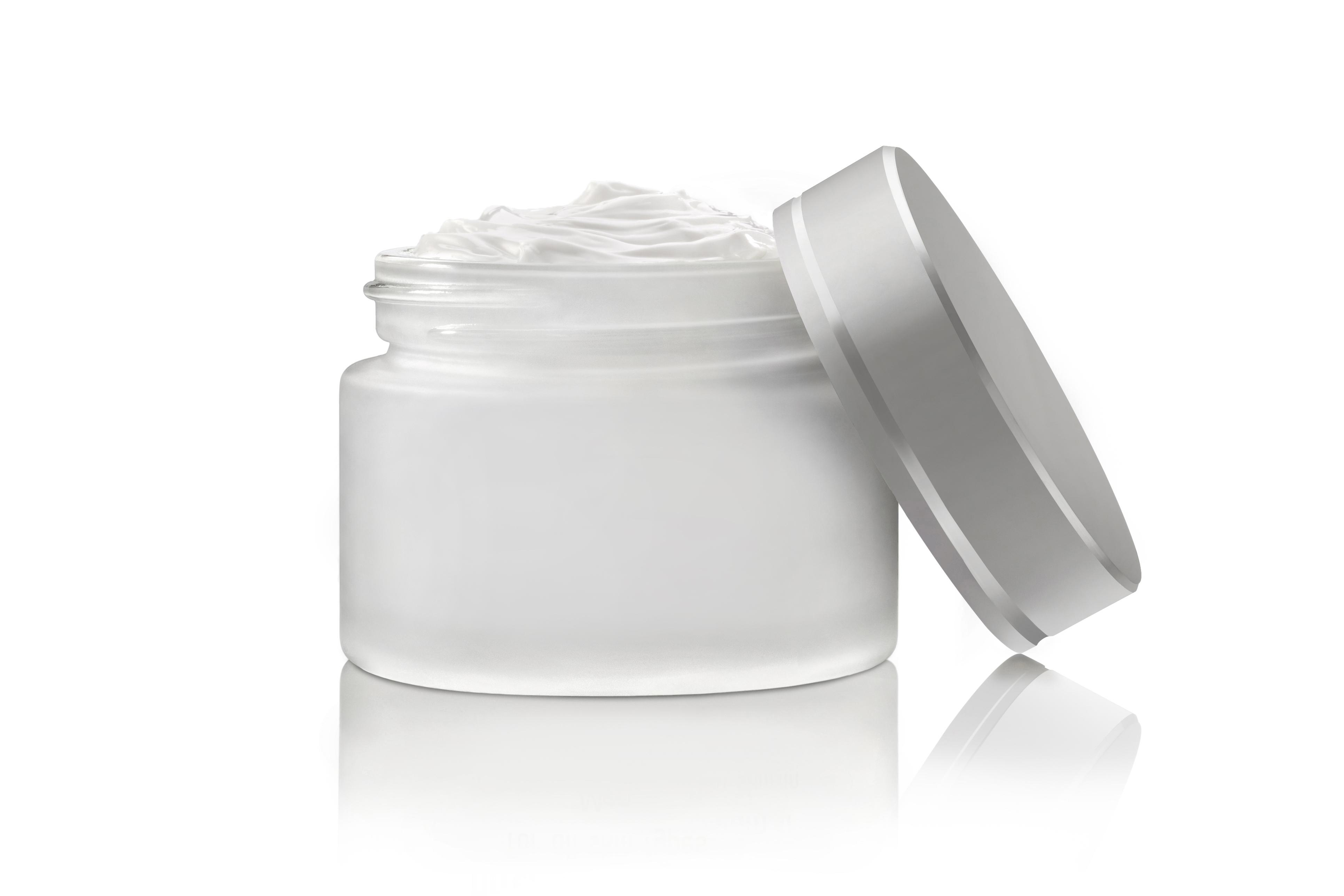 luxury Cosmetic face cream container