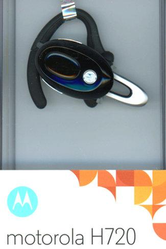 Motorola H720 BlueTooth Wireless Headset