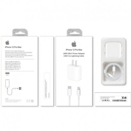 20W Home Charger 2in1 Set (Type-C)