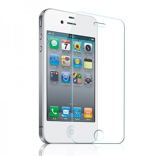 iPhone 4 / 4S Tempered Glass Screen Protector 10 Pack - Clear 9H  2.5D