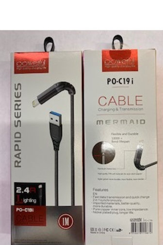 Powerful Lightning to USB Cable