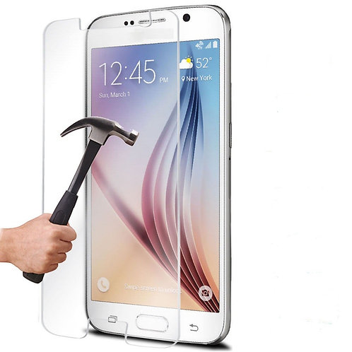 Galaxy S6 Tempered Glass Screen Protector 10 Pack - Clear 9H  2.5D