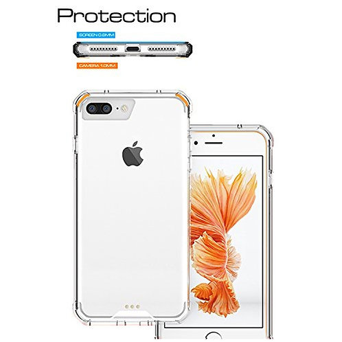 iPhone 7 Ultra Slim Crystal Clear Case