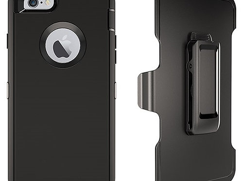 iPhone 6 Heavy Duty Defender Shockproof Case Cover+Belt Clip Holster