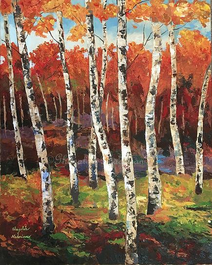 Autumn Trees (18x24) C.jpg