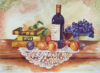 Decorated Table (11x14) C.jpg