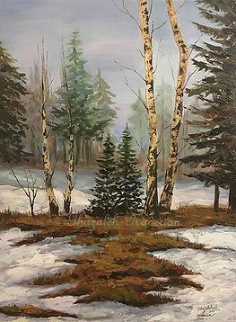 Snow Scenery (18x24) C.jpg
