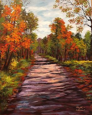 Colorful Road (16x20) C.jpg