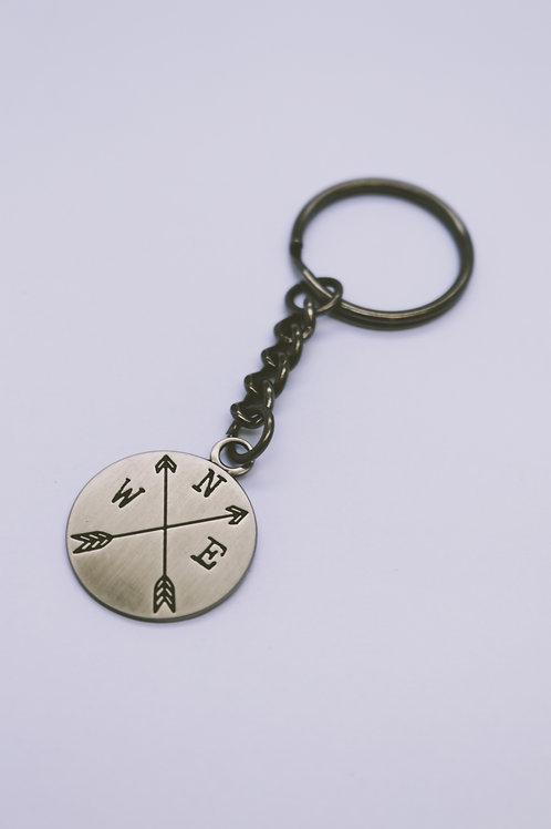 New Direction Keychain