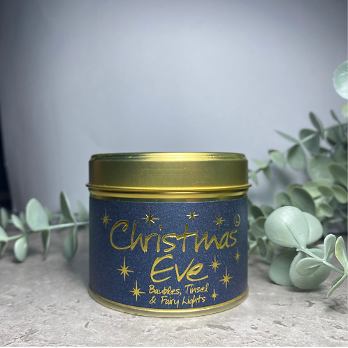 Scented Candle - Christmas Eve
