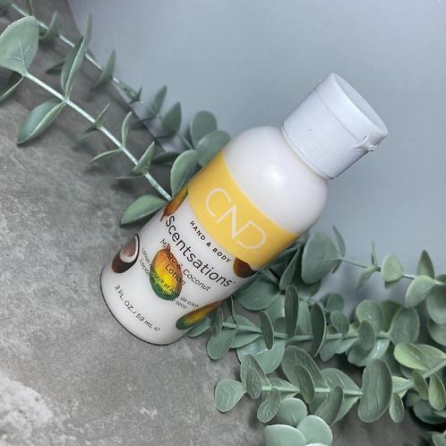 Mini Handcream - Mango & Coconut