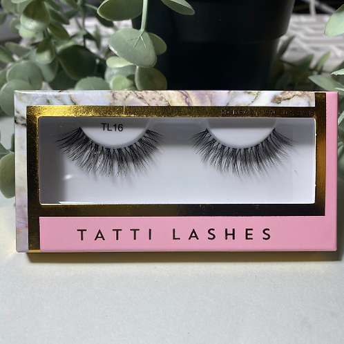 Strip Lashes - TL16