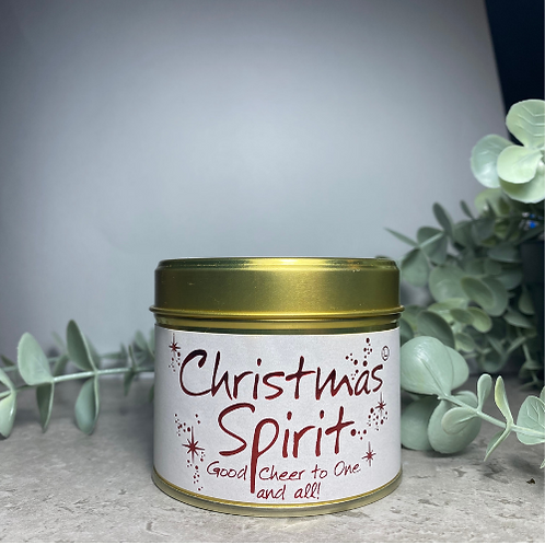 Scented Candle - Christmas Spirit