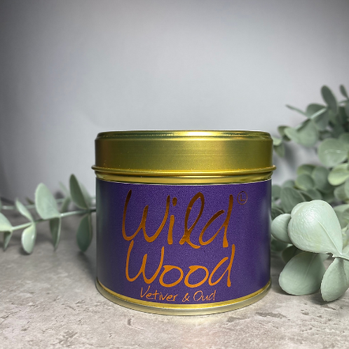 Scented Candle - Wild Wood