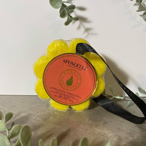 Body Sponge - Papaya