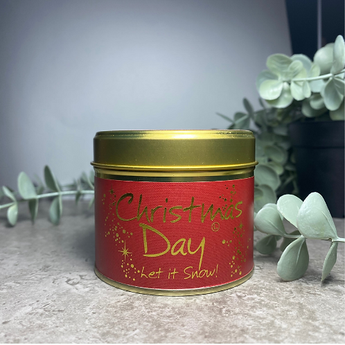 Scented Candle - Christmas Day