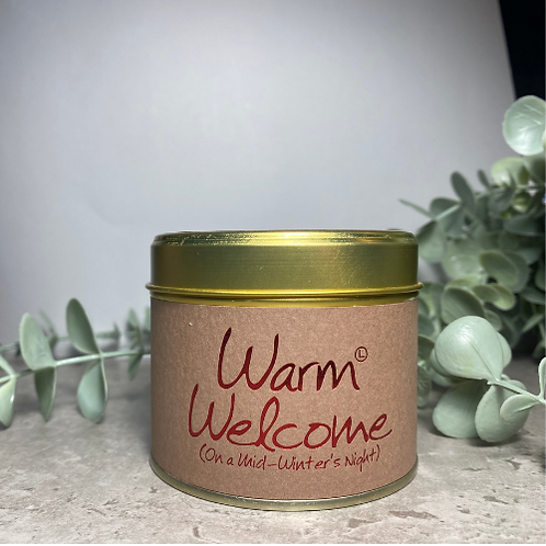 Scented Candle - Warm Welcome