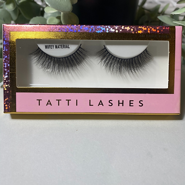 Strip Lashes - Wifey Material