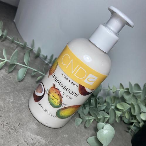 Handcream -Mango & Coconut