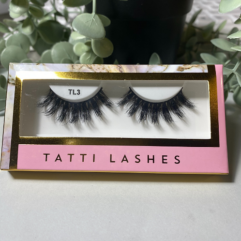 Strip Lashes - TL3