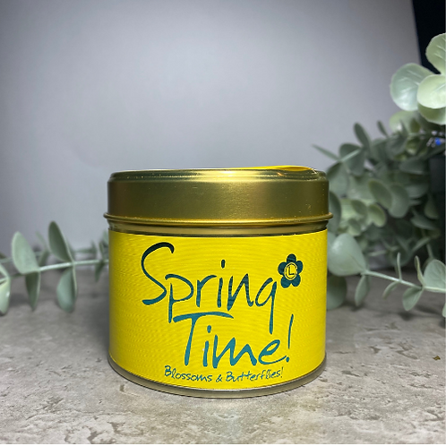 Scented Candle - Spring Time