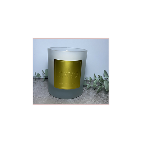 Navy Candle Signature Scent