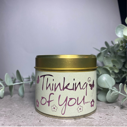 Scented Candle - Thinking of You