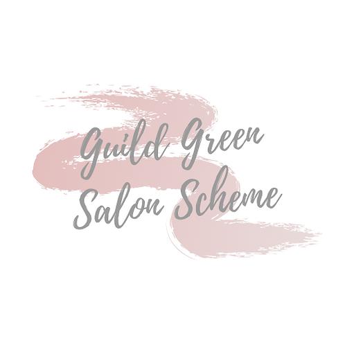 Guild Green Salon Scheme