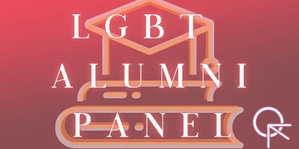 Saints LGBT Queerfest Presents: Queer Alumni Panel