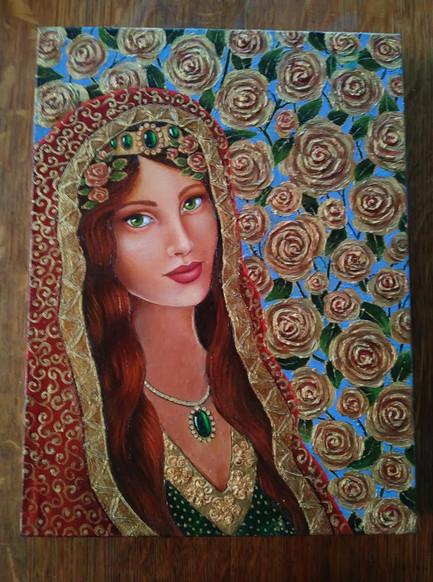 Mia Pratt's Art Donation