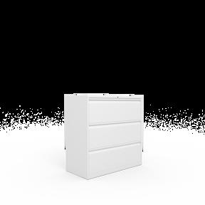 Goodwood 3 drawer side filer