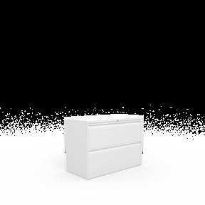 Goodwood 2 drawer side filer