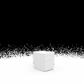 Goodwood Plus Pedestal pen, box, file drawer