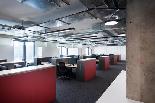 Metal office Towers