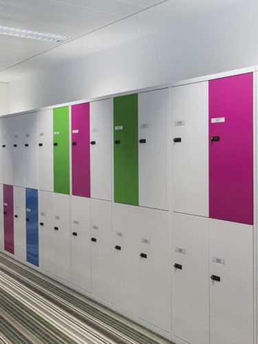 Metal Office Lockers
