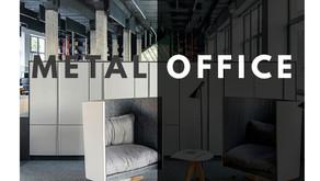 Metal Office storage brochure