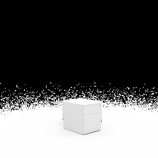 Goodwood Pedestal box, file drawer