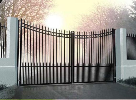 Mickleham Aluminium Gates
