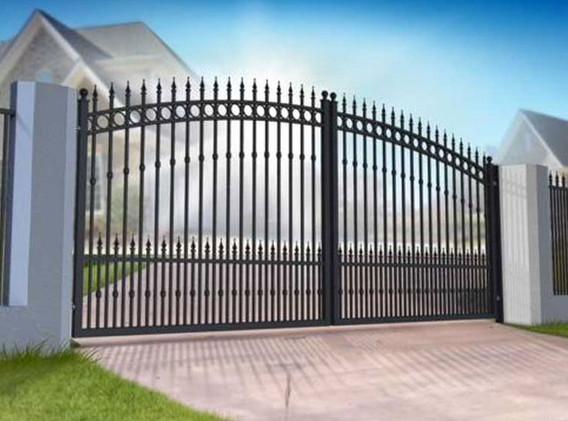 Wimlington Aluminium Gates