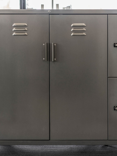 Cupboard & Lockers Combi