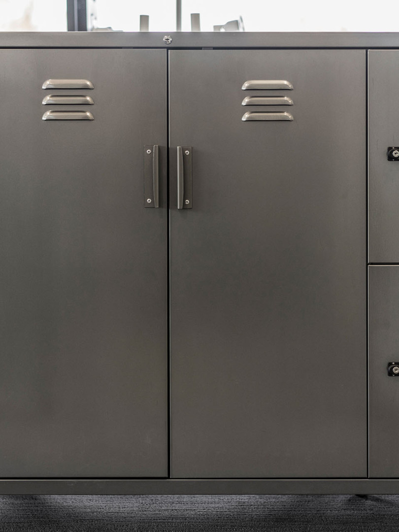 Custom Locker & cupboard