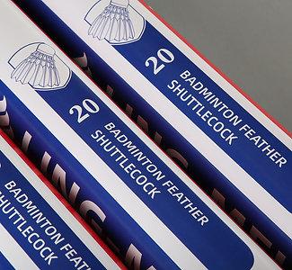 Ling-Mei LM20 Badminton Shuttlecock