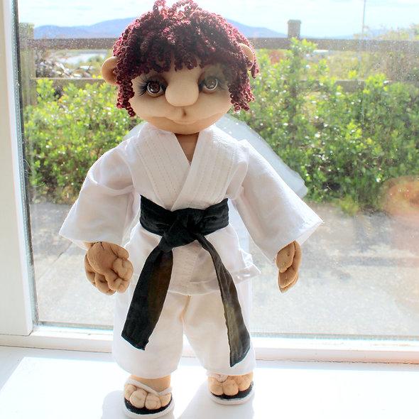 Jigoro, The Judo Champion