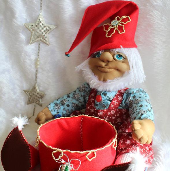 Vanya - The Christmas Gnome